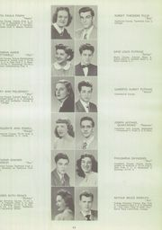 Page 47, 1949 Edition, Union Endicott High School - Thesaurus Yearbook (Endicott, NY) online yearbook collection