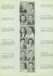 Page 48, 1949 Edition, Union Endicott High School - Thesaurus Yearbook (Endicott, NY) online yearbook collection