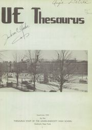 Page 5, 1949 Edition, Union Endicott High School - Thesaurus Yearbook (Endicott, NY) online yearbook collection