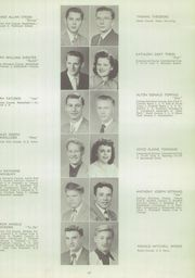 Page 51, 1949 Edition, Union Endicott High School - Thesaurus Yearbook (Endicott, NY) online yearbook collection