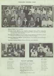 Page 8, 1949 Edition, Union Endicott High School - Thesaurus Yearbook (Endicott, NY) online yearbook collection