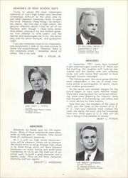 Page 10, 1954 Edition, Union Endicott High School - Thesaurus Yearbook (Endicott, NY) online yearbook collection