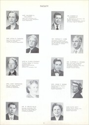 Page 12, 1954 Edition, Union Endicott High School - Thesaurus Yearbook (Endicott, NY) online yearbook collection