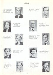 Page 13, 1954 Edition, Union Endicott High School - Thesaurus Yearbook (Endicott, NY) online yearbook collection
