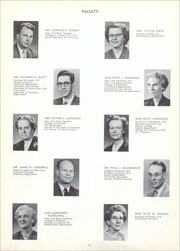 Page 14, 1954 Edition, Union Endicott High School - Thesaurus Yearbook (Endicott, NY) online yearbook collection