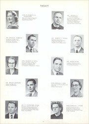 Page 16, 1954 Edition, Union Endicott High School - Thesaurus Yearbook (Endicott, NY) online yearbook collection
