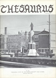 Page 5, 1954 Edition, Union Endicott High School - Thesaurus Yearbook (Endicott, NY) online yearbook collection