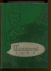 Union Endicott High School - Thesaurus Yearbook (Endicott, NY) online yearbook collection, 1955 Edition, Page 1