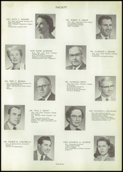 Page 11, 1956 Edition, Union Endicott High School - Thesaurus Yearbook (Endicott, NY) online yearbook collection