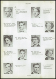Page 12, 1956 Edition, Union Endicott High School - Thesaurus Yearbook (Endicott, NY) online yearbook collection
