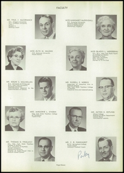 Page 15, 1956 Edition, Union Endicott High School - Thesaurus Yearbook (Endicott, NY) online yearbook collection
