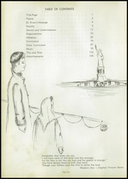 Page 6, 1956 Edition, Union Endicott High School - Thesaurus Yearbook (Endicott, NY) online yearbook collection