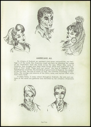 Page 7, 1956 Edition, Union Endicott High School - Thesaurus Yearbook (Endicott, NY) online yearbook collection