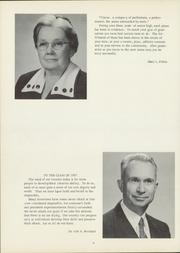 Page 10, 1957 Edition, Union Endicott High School - Thesaurus Yearbook (Endicott, NY) online yearbook collection