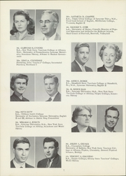 Page 12, 1957 Edition, Union Endicott High School - Thesaurus Yearbook (Endicott, NY) online yearbook collection