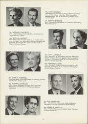Page 14, 1957 Edition, Union Endicott High School - Thesaurus Yearbook (Endicott, NY) online yearbook collection