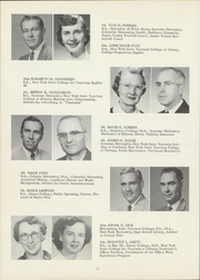 Page 16, 1957 Edition, Union Endicott High School - Thesaurus Yearbook (Endicott, NY) online yearbook collection