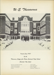 Page 5, 1957 Edition, Union Endicott High School - Thesaurus Yearbook (Endicott, NY) online yearbook collection