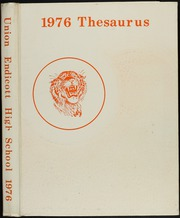 Union Endicott High School - Thesaurus Yearbook (Endicott, NY) online yearbook collection, 1976 Edition, Page 1