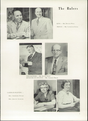 Page 11, 1953 Edition, Gowanda Central School - Valley Bugle Yearbook (Gowanda, NY) online yearbook collection