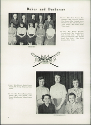 Page 12, 1953 Edition, Gowanda Central School - Valley Bugle Yearbook (Gowanda, NY) online yearbook collection
