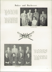 Page 13, 1953 Edition, Gowanda Central School - Valley Bugle Yearbook (Gowanda, NY) online yearbook collection