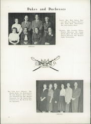 Page 14, 1953 Edition, Gowanda Central School - Valley Bugle Yearbook (Gowanda, NY) online yearbook collection