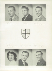 Page 17, 1953 Edition, Gowanda Central School - Valley Bugle Yearbook (Gowanda, NY) online yearbook collection