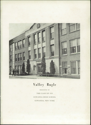 Page 5, 1953 Edition, Gowanda Central School - Valley Bugle Yearbook (Gowanda, NY) online yearbook collection