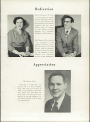 Page 7, 1953 Edition, Gowanda Central School - Valley Bugle Yearbook (Gowanda, NY) online yearbook collection