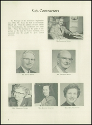 Page 12, 1955 Edition, Gowanda Central School - Valley Bugle Yearbook (Gowanda, NY) online yearbook collection