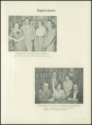 Page 13, 1955 Edition, Gowanda Central School - Valley Bugle Yearbook (Gowanda, NY) online yearbook collection