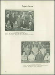 Page 14, 1955 Edition, Gowanda Central School - Valley Bugle Yearbook (Gowanda, NY) online yearbook collection
