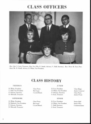 Page 13, 1968 Edition, Gowanda Central School - Valley Bugle Yearbook (Gowanda, NY) online yearbook collection
