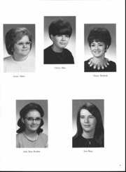 Page 14, 1968 Edition, Gowanda Central School - Valley Bugle Yearbook (Gowanda, NY) online yearbook collection