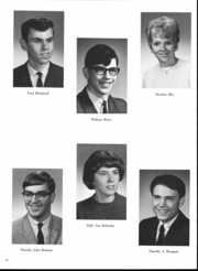 Page 15, 1968 Edition, Gowanda Central School - Valley Bugle Yearbook (Gowanda, NY) online yearbook collection