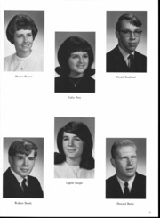Page 16, 1968 Edition, Gowanda Central School - Valley Bugle Yearbook (Gowanda, NY) online yearbook collection