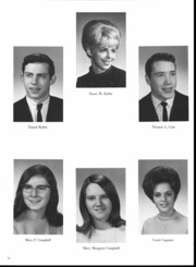 Page 17, 1968 Edition, Gowanda Central School - Valley Bugle Yearbook (Gowanda, NY) online yearbook collection