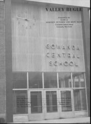 Page 6, 1968 Edition, Gowanda Central School - Valley Bugle Yearbook (Gowanda, NY) online yearbook collection