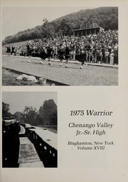 Page 5, 1975 Edition, Chenango Valley High School - Warrior Yearbook (Binghamton, NY) online yearbook collection
