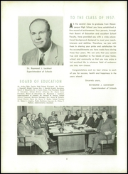 Page 10, 1957 Edition, Massapequa High School - Sachem Yearbook (Massapequa, NY) online yearbook collection