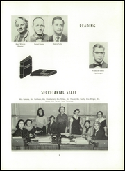 Page 13, 1957 Edition, Massapequa High School - Sachem Yearbook (Massapequa, NY) online yearbook collection
