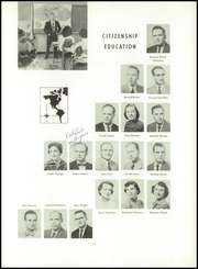 Page 15, 1957 Edition, Massapequa High School - Sachem Yearbook (Massapequa, NY) online yearbook collection