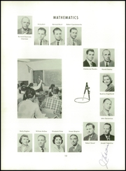 Page 16, 1957 Edition, Massapequa High School - Sachem Yearbook (Massapequa, NY) online yearbook collection