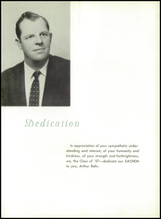 Page 9, 1957 Edition, Massapequa High School - Sachem Yearbook (Massapequa, NY) online yearbook collection