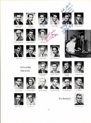 Page 16, 1960 Edition, Massapequa High School - Sachem Yearbook (Massapequa, NY) online yearbook collection
