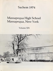Page 5, 1974 Edition, Massapequa High School - Sachem Yearbook (Massapequa, NY) online yearbook collection