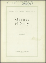 Page 7, 1935 Edition, Albany High School - Prisms Yearbook (Albany, NY) online yearbook collection