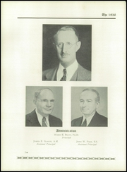 Page 14, 1936 Edition, Albany High School - Prisms Yearbook (Albany, NY) online yearbook collection