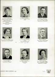 Page 15, 1940 Edition, Albany High School - Prisms Yearbook (Albany, NY) online yearbook collection